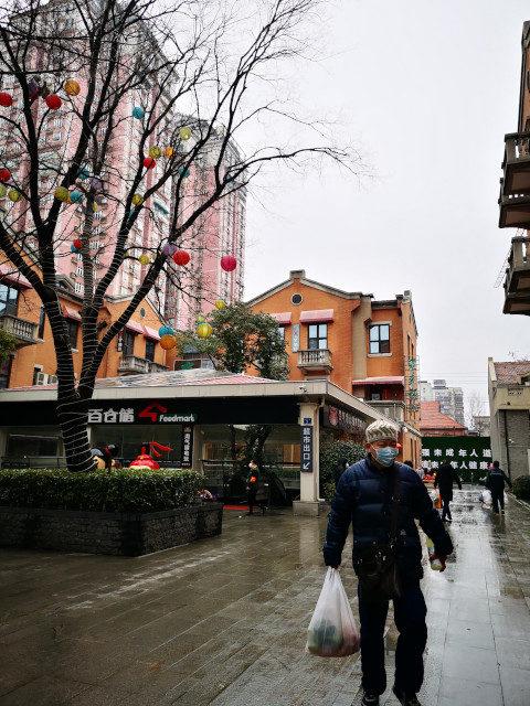 Wuhan Januar 2020